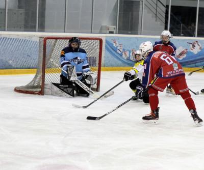 Хоккеисты из Светлогорска завоевали золото всероссийских соревнований