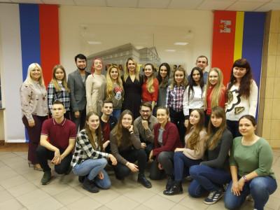 Калининградские волонтёры отправляются на Универсиаду в Красноярск