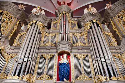 В марте пройдет фестиваль «Баховские дни в Кафедральном соборе»
