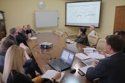 В Калининграде дали названия прудам парка Южный