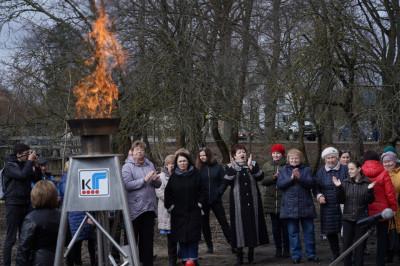 В Советске подведён природный газ к 190 жилым домам