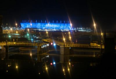 В Калининграде разведут мосты