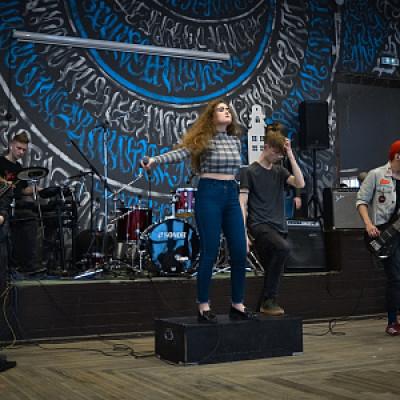В Калининграде состоялся фестиваль «КЕДЫ»