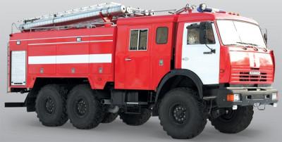 Для тушения пожаров в лесах закупят девять специализированных машин