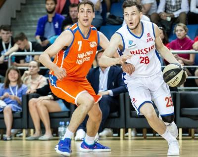 Калининградский баскетболист поедет на тридцатую летнюю Универсиаду