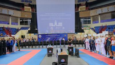 В Калининграде проходит первинство России по карате
