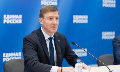 Турчак: ЕР поддерживает предложение назначить Михаила Мишустина