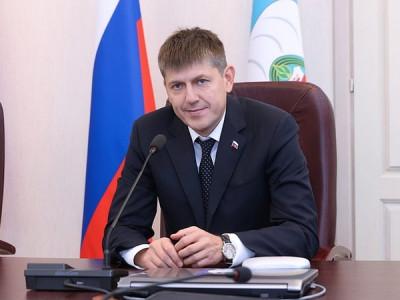 Андрей Кропоткин возглавил организационный комитет «Наша победа»