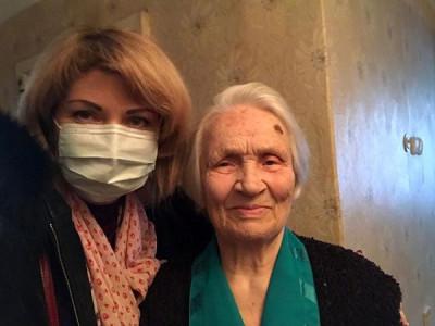 В Балтийске продолжают свою работу активисты волонтёрского центра