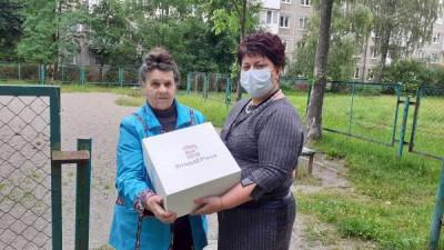 Калининградские волонтёры оказывают поддержку нуждающимся