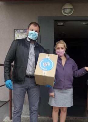Продолжается работа калининградского волонтёрского центра