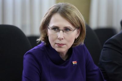 Лариса Швалкене: Поправки закрепили позитивные изменения в стране