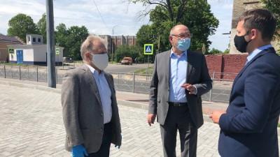 """""""Народный контроль"""" проверил работы в городах области"""