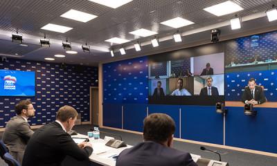 «Единая Россия» разработает механизмы защиты прав граждан при ИЖС