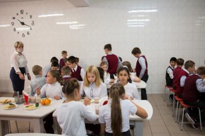 Андрей Кропоткин: Питание школьников – на особом контроле