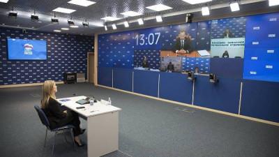 «Единая Россия» будет работать над программой «Земский доктор»