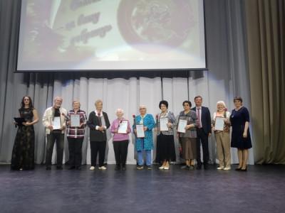 Единороссы Советска поздравили старейших членов партии