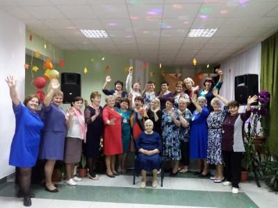 Единороссы региона поздравили пожилых людей с праздником