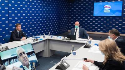 """Единая Россия"" внесла свои предложения в проект бюджета на три года"