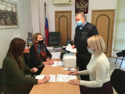 В Светлогорске волонтёры оказывают помощь нуждающимся