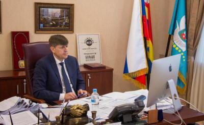 Единороссы региона провели приём граждан в дистанционном формате