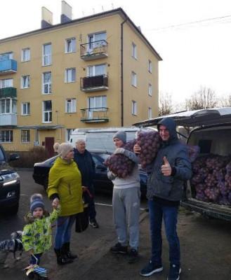 В Светлом «Единая Россия» организовала благотворительную акцию