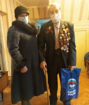 Новогодние подарки в дом каждого ветерана Великой Отечественной войны