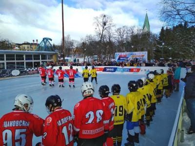 Единороссы Калининграда приняли участие в Дне зимних видов спорта