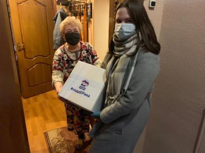 В Калининграде волонтёры продолжают свою работу