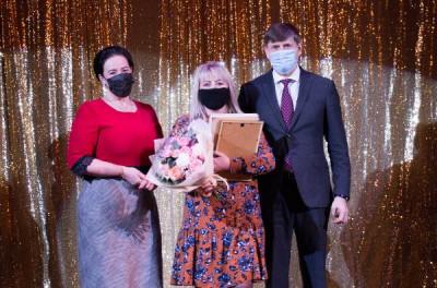 Андрей Кропоткин поздравил калининградок с праздником