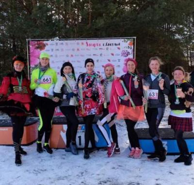 В Светлом «Единая Россия» организовала праздничный забег