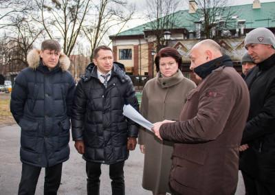 Калининграда ждут работы в рамках партпроекта «Городская среда»