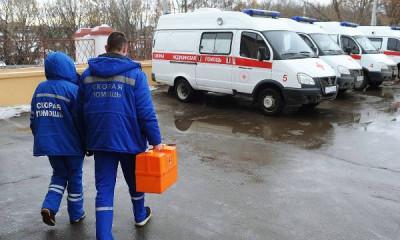 «Единая Россия» предлагает обновить автопарк «скорых» в регионах