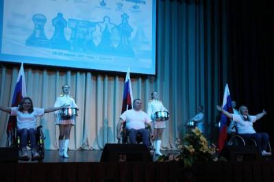 Единороссы Советска приветствовали участников спортивного мероприятия