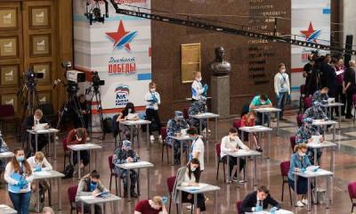 «Единая Россия» проведёт «Диктант Победы» на 16 тысячах площадок