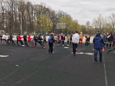 Единороссы региона приняли участие в спортивных праздниках