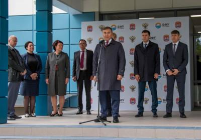 При поддержке «Единой России» в Калининграде открылся новый бассейн