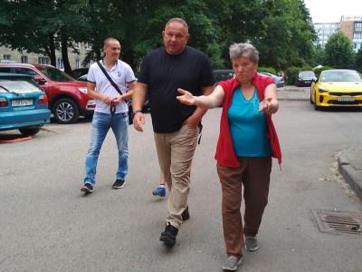 Единороссы берут под контроль безопасность во дворах