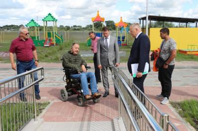 Новые меры помощи инвалидов поддерживают общественники и Минтруд