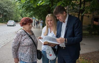 Каждый житель России может стать соавтором программы партии