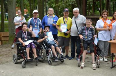 Cпартакиаду инвалидов организовали ладушкинские единороссы