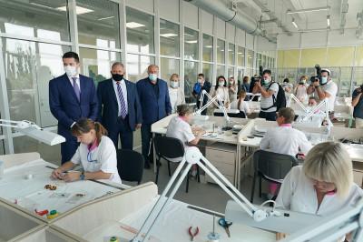 Янтарный комбинат - в фокусе внимания «Единой России»