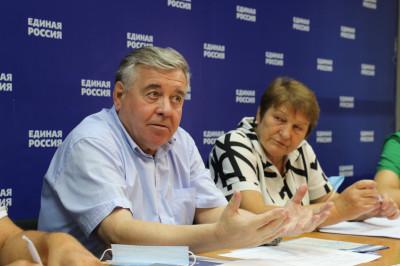 Вносим предложения в народную программу «Единой России»