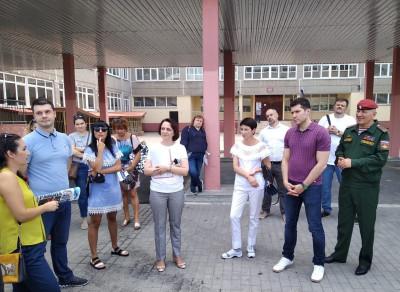Начало учебного года – в фокусе внимания «Единой России