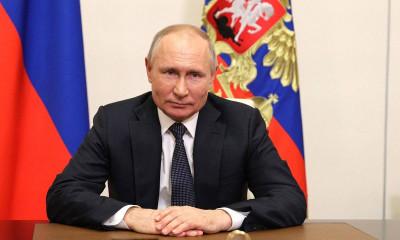 Президент: Я рассчитываю, что «Единая Россия» сохранит свои позиции