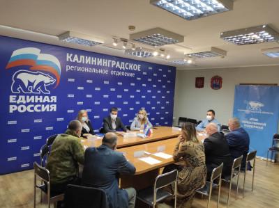 Штаб общественной поддержки подписал соглашения о сотрудничестве