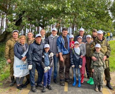 Калининградские единороссы поддержали акцию «Зеленый край»