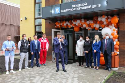 По инициативе единороссов открылся досуговый центр